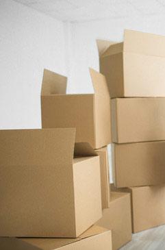 déménageur et entreprise de déménagement