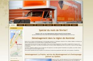demenageur rive-sud montréal