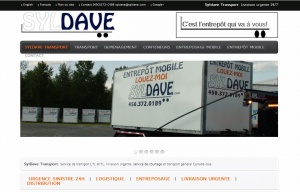 syldave transport inc demenageur granby